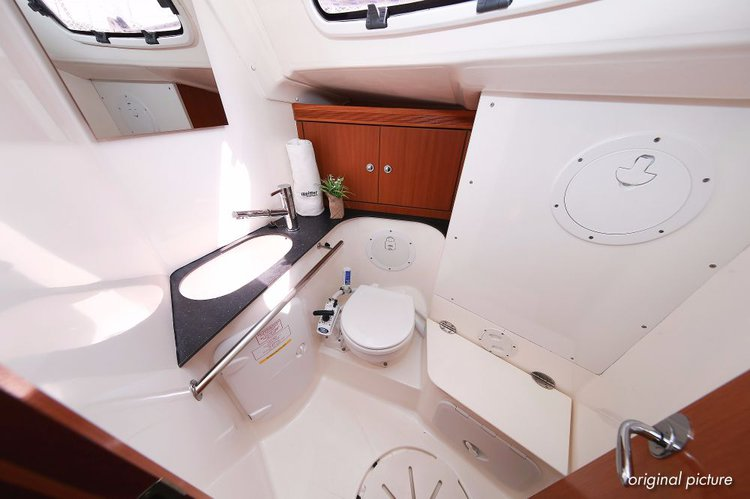 Discover Istra surroundings on this Bavaria 51 Cruiser Bavaria Yachtbau boat
