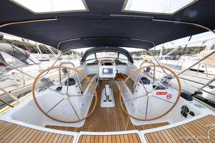Bavaria Yachtbau's 50.0 feet in Istra
