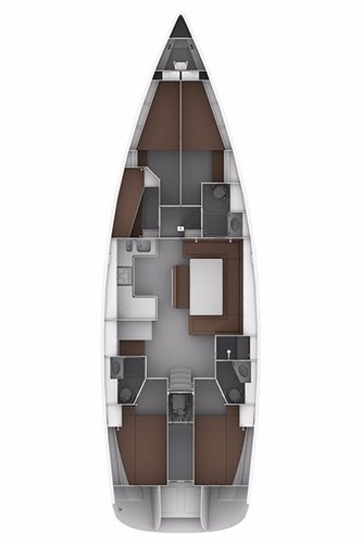 Boat for rent Bavaria Yachtbau 51.0 feet in Balearic Islands, Spain