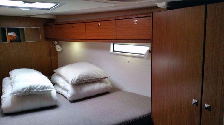 Bavaria Yachtbau's 49.0 feet in Balearic Islands