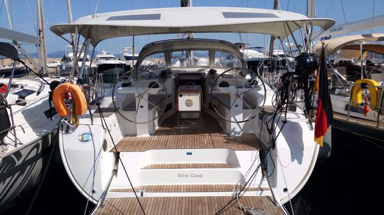 Bavaria Yachtbau's 51.0 feet in Balearic Islands