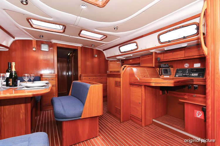 Discover Istra surroundings on this Bavaria 50 Cruiser Bavaria Yachtbau boat