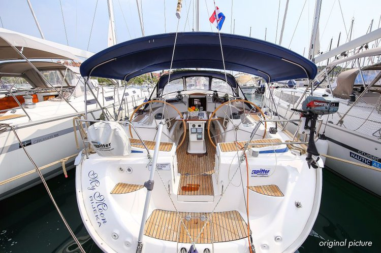 Sail Istra waters on a beautiful Bavaria Yachtbau