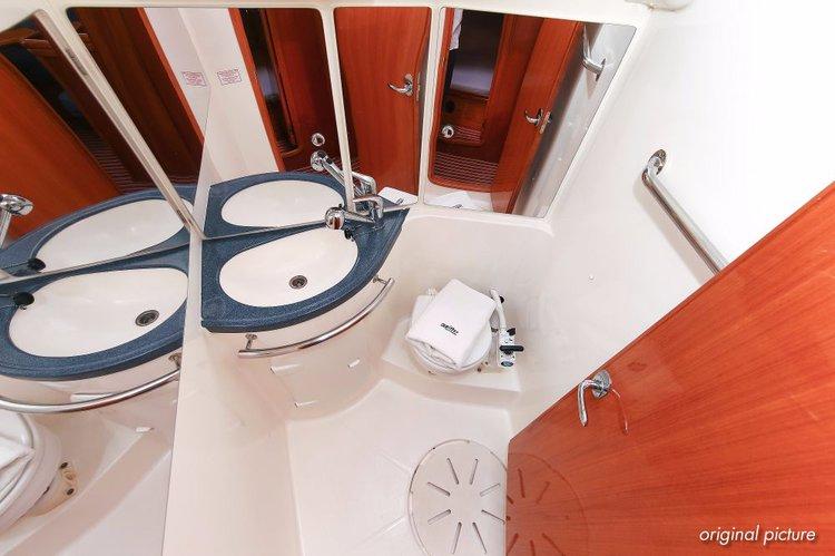 Bavaria Yachtbau's 51.0 feet in Istra