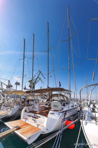 Boat for rent Bavaria Yachtbau 49.0 feet in Marina Trogir - SCT, Croatia