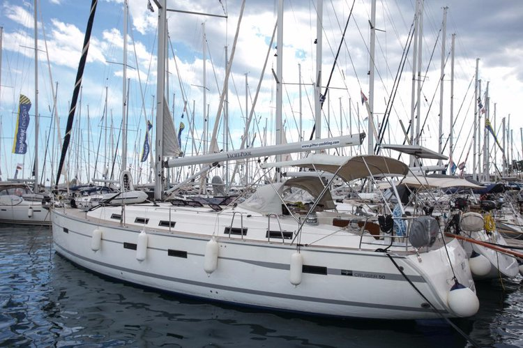 Boat for rent Bavaria Yachtbau 51.0 feet in Marina Split - ACI , Croatia