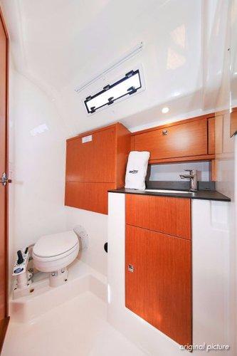 Discover Split region surroundings on this Bavaria Cruiser 51 Bavaria Yachtbau boat