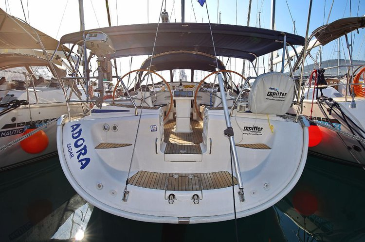 This 51.0' Bavaria Yachtbau cand take up to 11 passengers around Split region