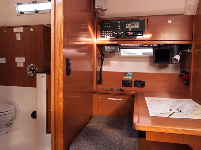 Discover Split region surroundings on this Bavaria Cruiser 50 Bavaria Yachtbau boat