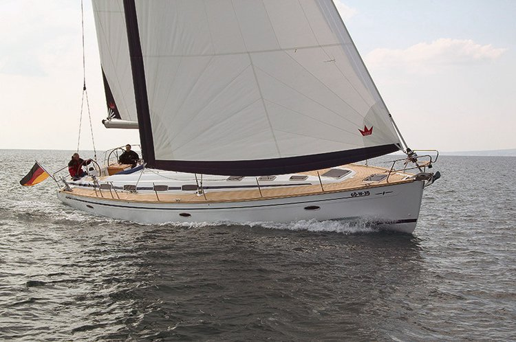 Bavaria Yachtbau boat for rent in Tuscany