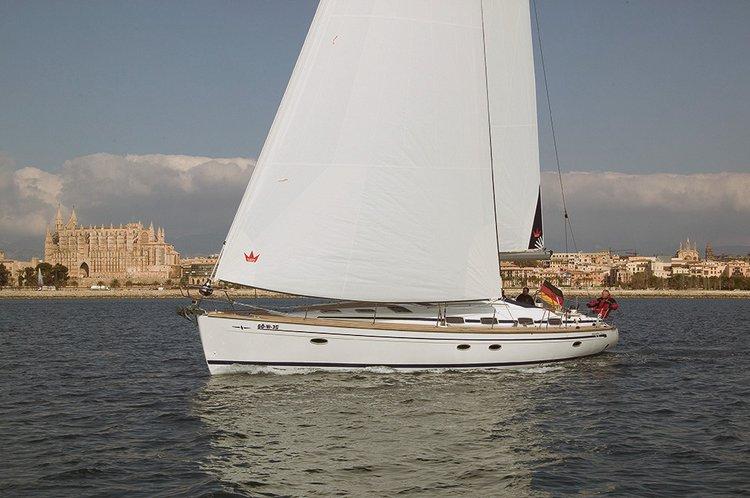 Take this Bavaria Yachtbau Bavaria 50 Cruiser for a spin !