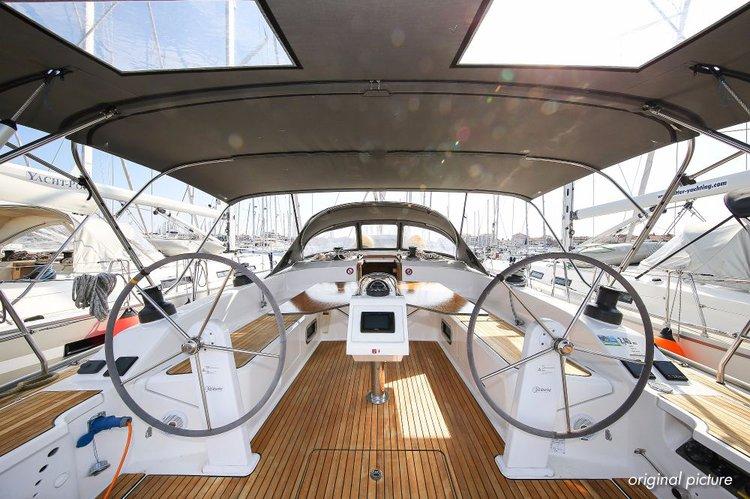 Boat for rent Bavaria Yachtbau 49.0 feet in Marina Kornati, Biograd,