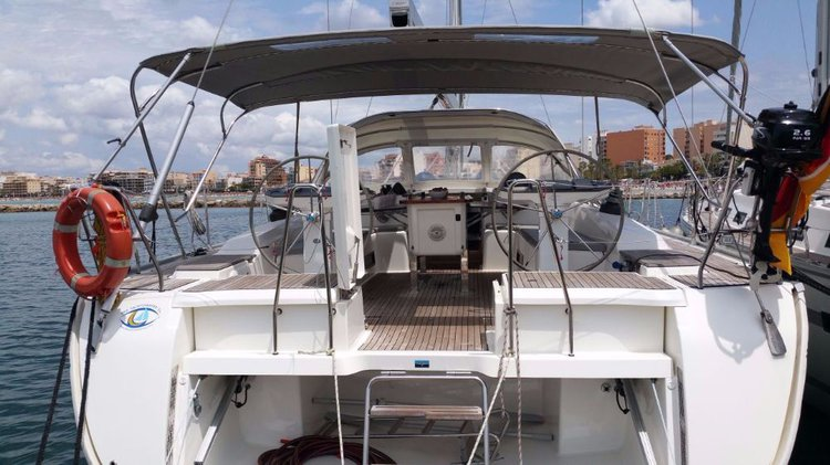 Boat for rent Bavaria Yachtbau 54.0 feet in Balearic Islands, Spain