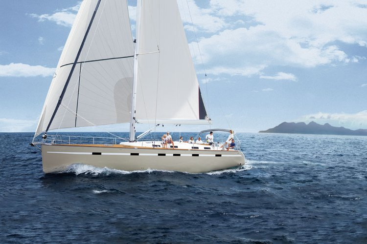 Sail the waters of Ionian Islands on this comfortable Bavaria Y