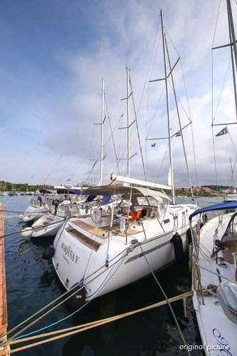 Discover Istra surroundings on this Bavaria Cruiser 55 Bavaria Yachtbau boat