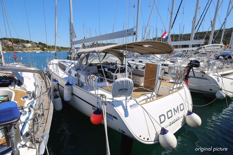 Discover Istra surroundings on this Bavaria Cruiser 56 Bavaria Yachtbau boat