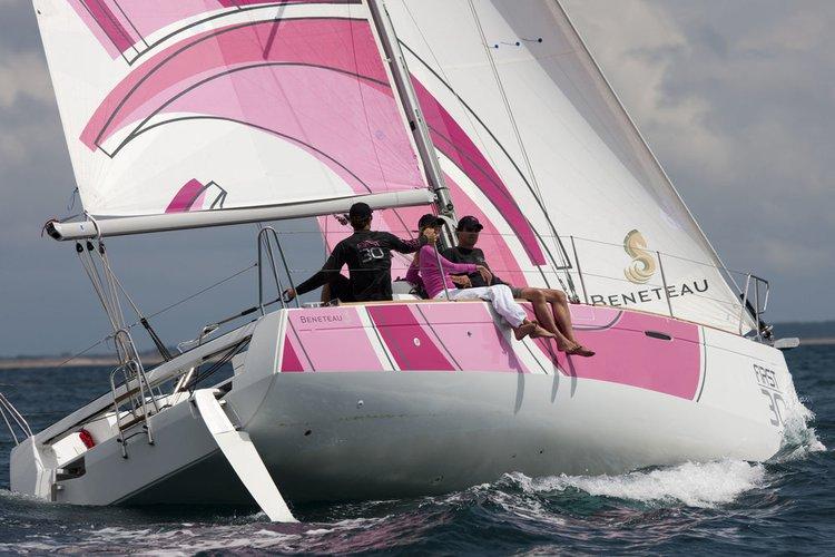 Sloop boat rental in Marina Del Rey Hotel & Marina, CA