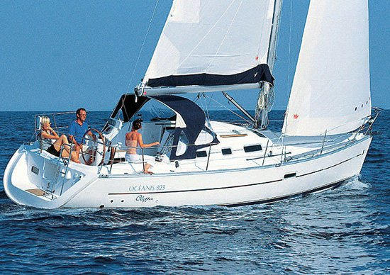 Get on the water and enjoy Sardinia in style on our Bénéteau