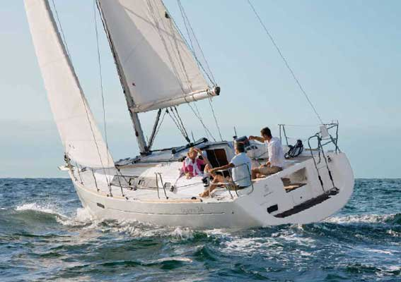 The perfect boat to enjoy Balearic Islands