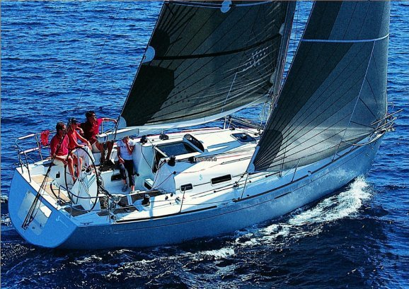 Sail the waters of Kvarner on this comfortable Bénéteau