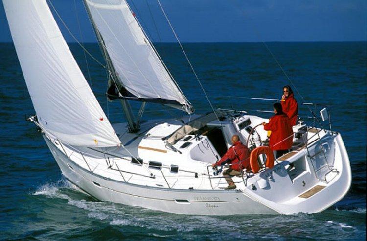 Sardinia sailing at it's best