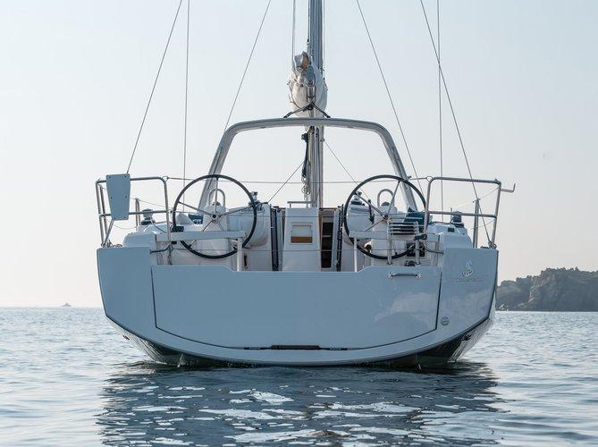 Beneteau boat for rent in Šibenik region
