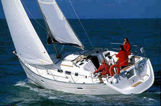 Beneteau boat for rent in True Blue
