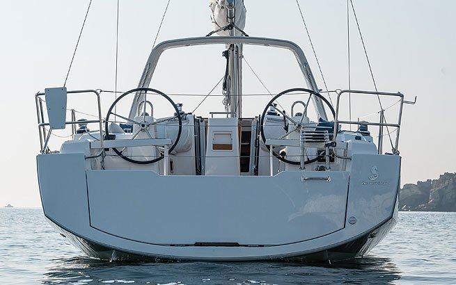 Bénéteau's 37.0 feet in Zadar region