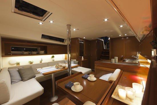Boat for rent Bénéteau 40.0 feet in Marina Trogir – ACI,