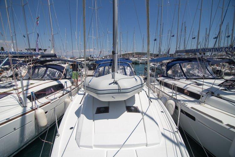 Boat for rent Bénéteau 40.0 feet in Yachtclub Seget (Marina Baotić), Seget Donji,