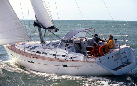 Charter this amazing Bénéteau Oceanis Clipper 423 in Sicily