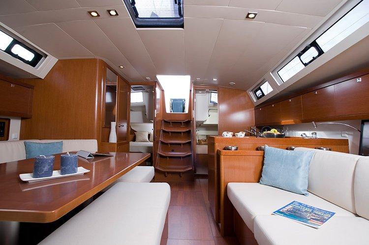 Beneteau boat for rent in Côte d'Azur