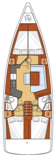 Boat for rent Bénéteau 45.0 feet in Lefkas, Marina Lefkas, Greece