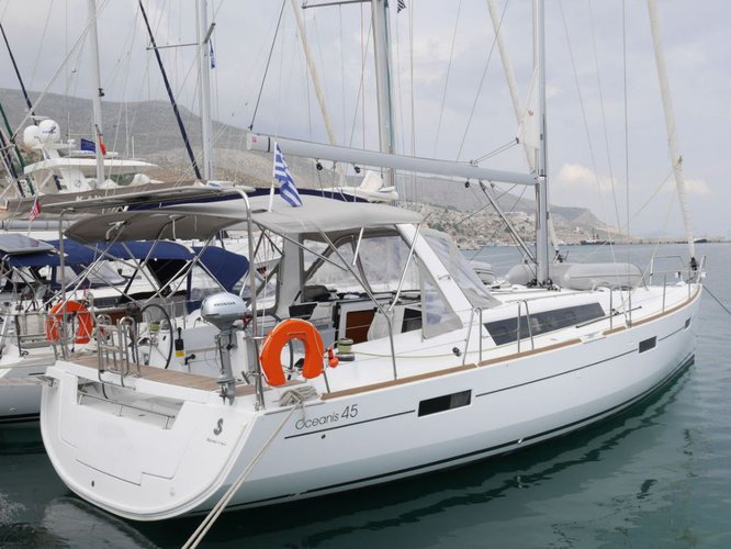 Other boat rental in Lefkas, Marina Lefkas,