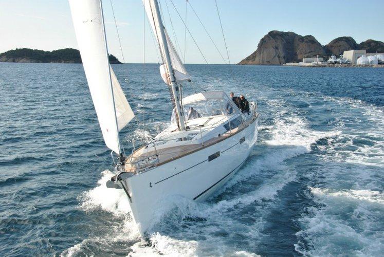 Boat for rent Bénéteau 45.0 feet in Sardinia, Italy