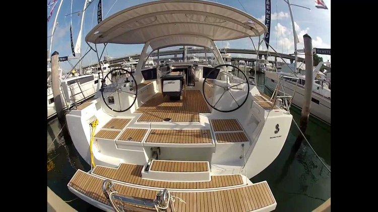 Boat for rent Bénéteau 45.0 feet in Marina Trogir – ACI,