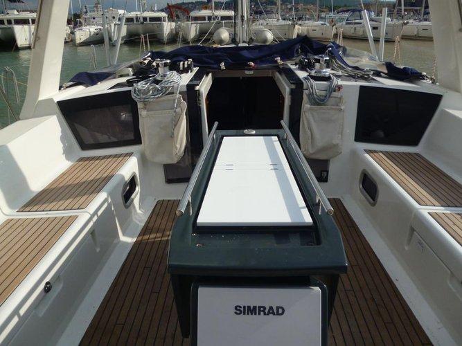 Boat for rent Bénéteau 45.0 feet in Yachtclub Seget (Marina Baotić), Seget Donji, Croatia