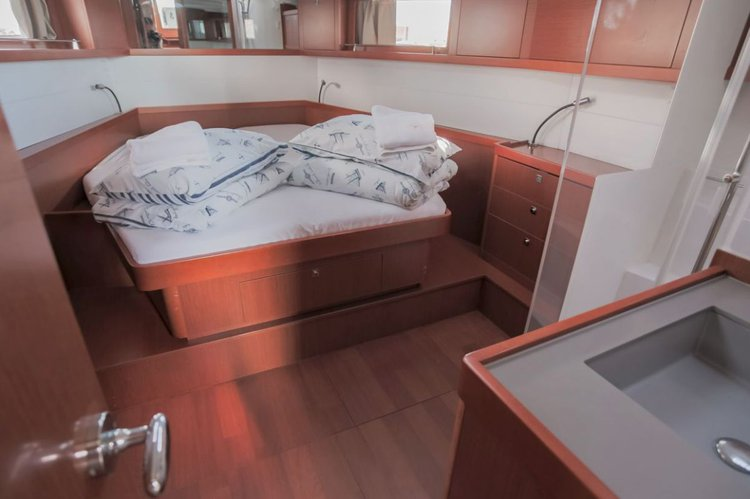 Boat for rent Bénéteau 46.0 feet in Yachtclub Seget (Marina Baotić), Seget Donji,