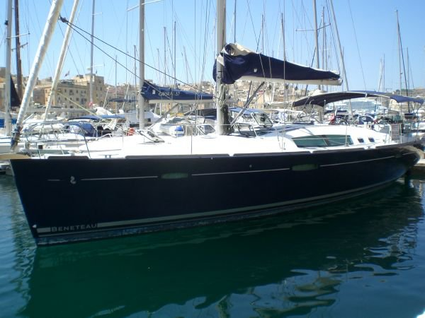 Rent this Bénéteau Oceanis 46 for a true nautical adventure