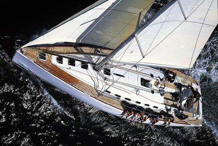 Rent this Bénéteau First 47.7 for a true nautical adventure
