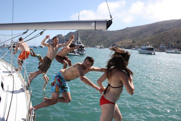 Sloop boat rental in Marina Del Rey, CA