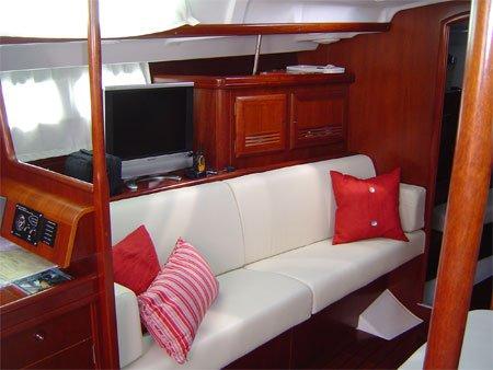 Beneteau boat for rent in Marina Del Rey