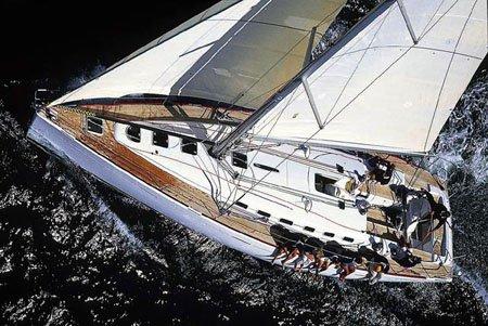 Boat for rent Bénéteau 47.0 feet in Marina Dalmacija, Sukosan,