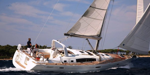Unique experience on this beautiful Bénéteau Oceanis 50 Family