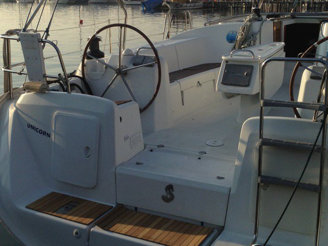 Boating is fun with a Beneteau in Campania