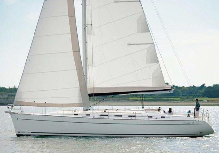 51.0 feet Bénéteau in great shape