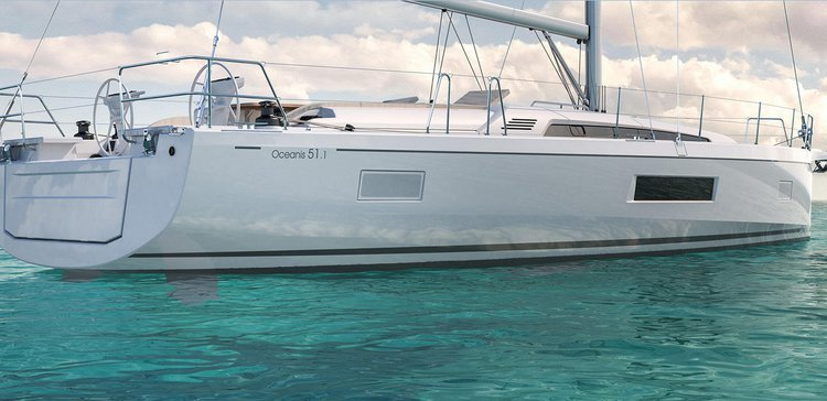 Discover Dodecanese surroundings on this Oceanis 51.1 Bénéteau boat