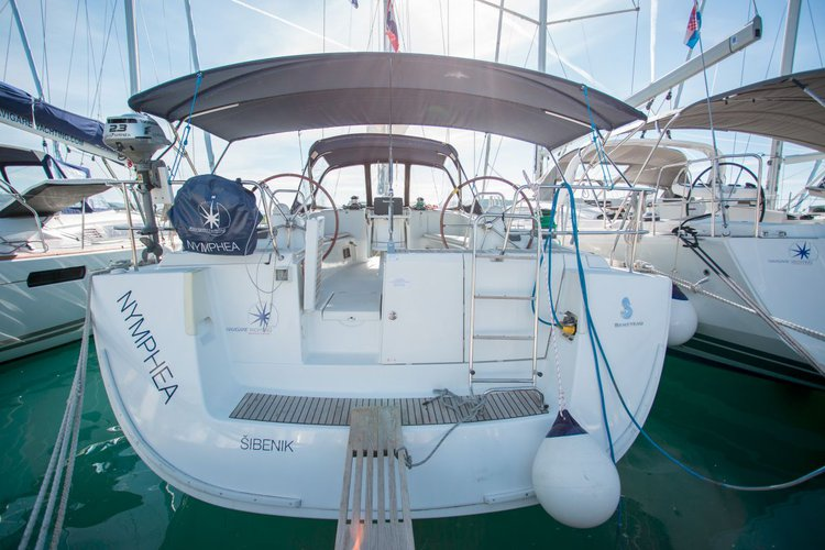 Boating is fun with a Beneteau in Split region