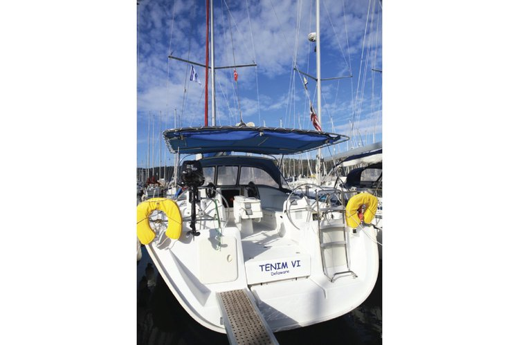 43.5 feet Beneteau  Cyclades in great shape