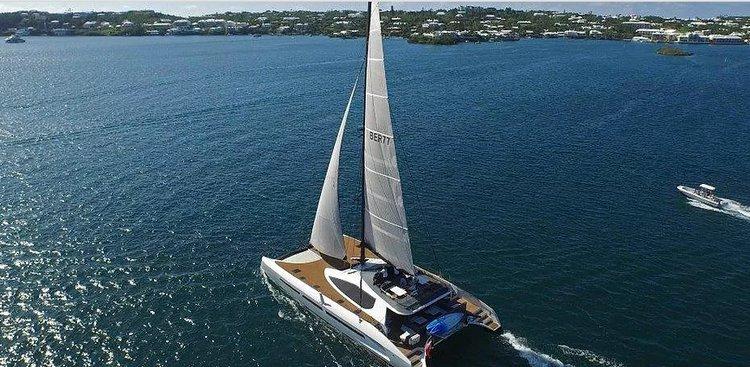 77.0 feet Bermuda in great shape